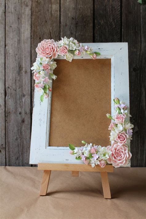 Pics Of Handmade Photo Frames - best 20 flower frame ideas on bridal shower