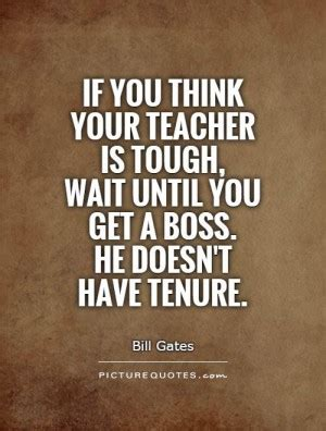 Think You Your by Tenure Quotes Quotesgram