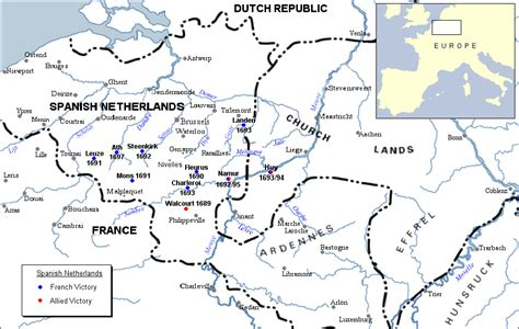 file nine years war spanish netherlands campaign 1689 97