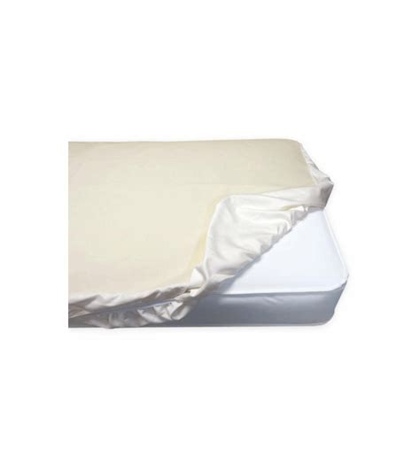 Naturepedic Crib Mattress Reviews by Naturepedic Waterproof Organic Cotton Protector Pad For