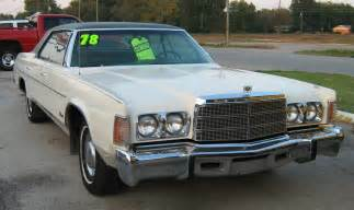 1980 Chrysler Newport 1980 Chrysler Newport Information And Photos Momentcar
