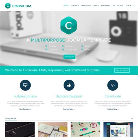 18 Impressive Design Agency Website Templates Best Site Templates