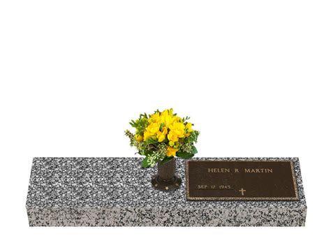 Flat Grave Markers With Vase by Veteran Companion 1 Plaque Companion Bronze Grave Marker W