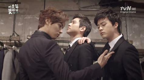 flower boy next door episode 14 187 dramabeans korean drama