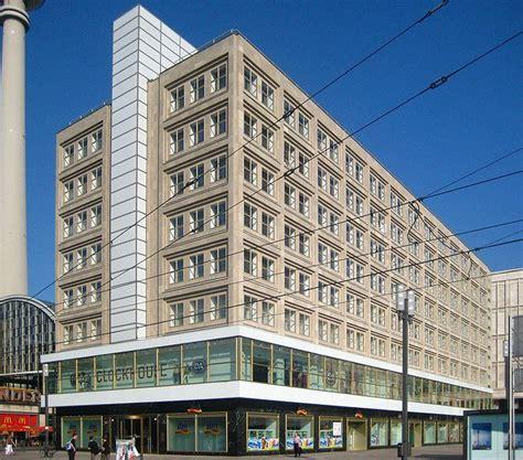 Behrens Berlin by File Berlin Mitte Alexanderplatz Berolinahaus 03 Jpg