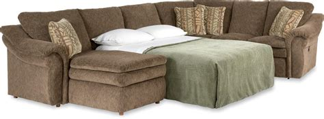 4 sectional sofa with ras chaise and sleeper by