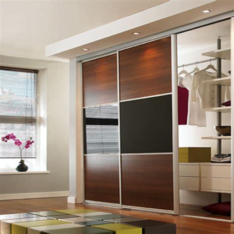Sliding Wardrobe Kit by Sliding Wardrobe Doors Ellipse Aluminium Frame 2 Door