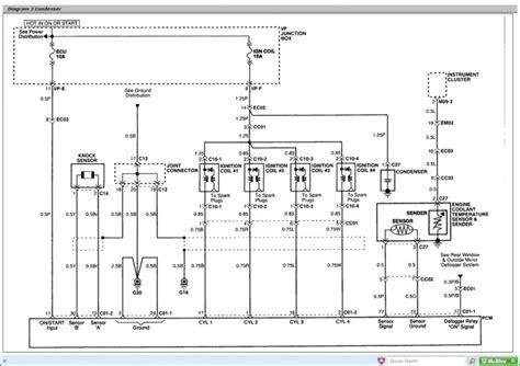 2003 hyundai elantra ignition wiring diagram wiring
