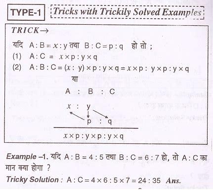xp tutorial in hindi अन प त सम न प त short tricks of ratio proportion in hindi