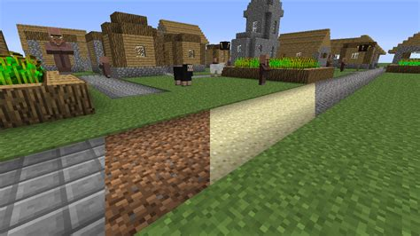 blocky roads full version mod road blocks mod for minecraft 1 8 1 7 10 minecraft mods