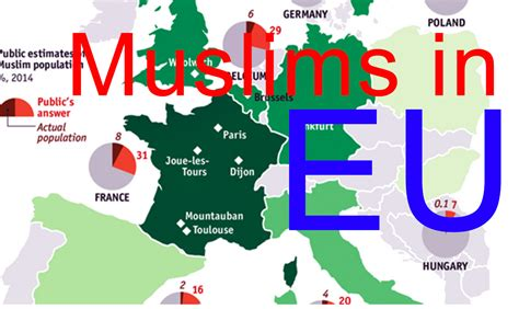islam in europe perception and reality 31 of french