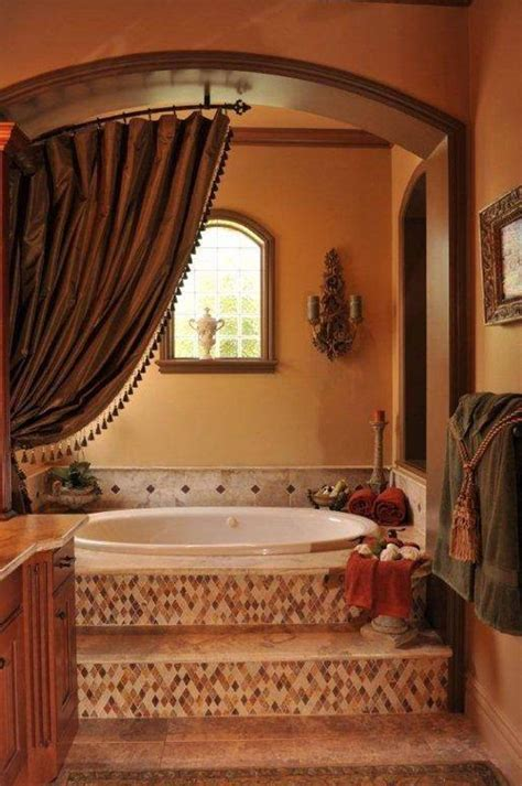tuscan bathroom designs 25 best ideas about tuscan curtains on tuscan