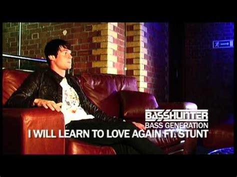 basshunter can you lyrics bass generation basshunter i will learn to again lyrics letssingit