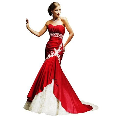 Cute red unique prom dresses 2018   Red formal dresses