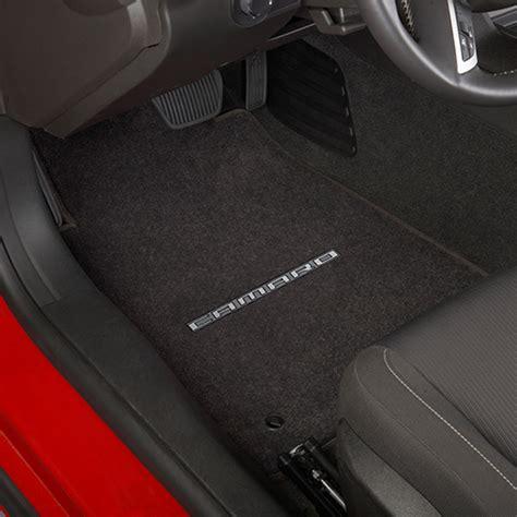 camaro 2010 2015 ultimat front floor mats chevymall