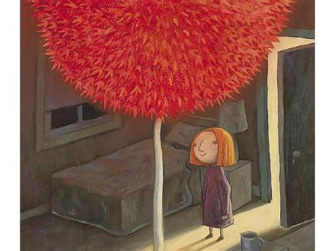 libro el arbol rojo libro infantil el arbol rojo de shaun tan me lo dijo lola