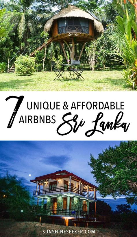 Unique Airbnbs by 25 Best Ideas About Hotel Sri Lanka On Pinterest Sri
