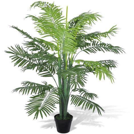 palme da vaso palma fenice artificiale con vaso 130 cm