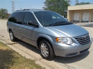 2005 Chrysler Town And Country 2005 Chrysler Town Country Pictures Cargurus