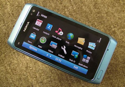 nokia touch nokia n8 applications nokia n8 part 5 real world performance application