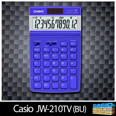 Casio Jw 210 Tv Calculator www casio calculator casio 001