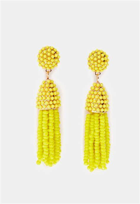 just bead it just bead it earring le de justfab