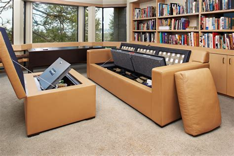 couch gun safe couch bunker custom furniture bullet proof armor