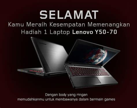 Lenovo Y50 70 Gaming Series tekan gambar untuk memperbesar