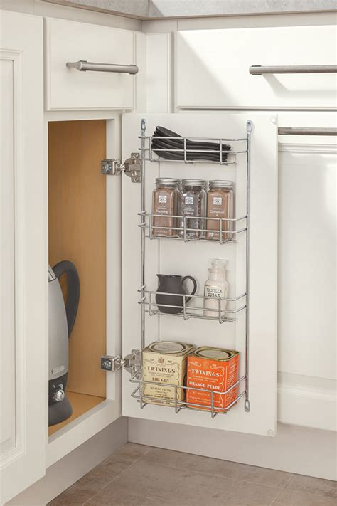 pull out spice cabinet insert pull spice rack homecrest cabinetry