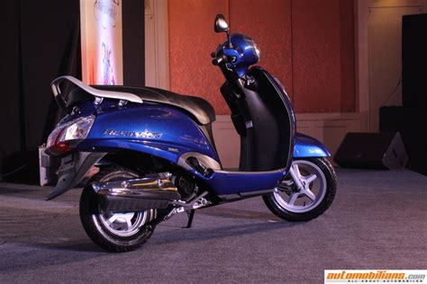 Suzuki Acces Automobilians 2016 Suzuki Access 125 Launched In