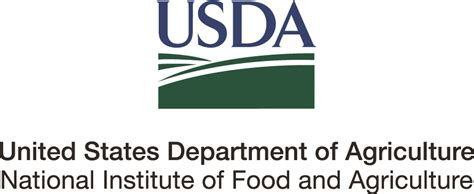 Nrcs Official Letterhead Official Nifa Identifier National Institute Of Food And