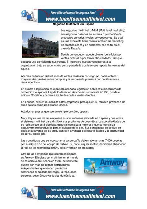 thesis advisor en español negocios multinivel en espa 241 a