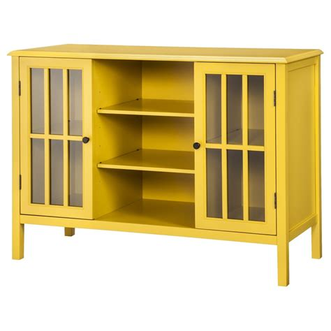 Yellow Storage Cabinet How To Update Your Home With Yellow