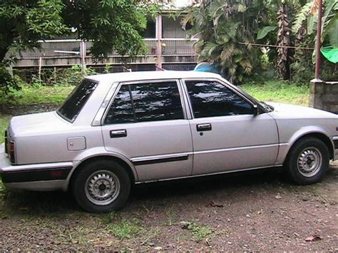 nissan stanza for sale nissan stanza 1985 sale for sale from rizal cainta