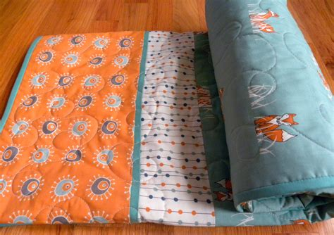 Baby Boy Quilt Fabric by Baby Boy Or Baby Quilt Organic Birch Fabrics Handmade