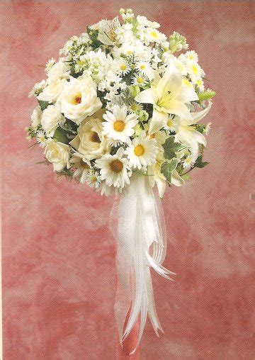 Wedding Bouquet Of Daisies by Wedding Bouquets Wedding Bouquets With Daisies