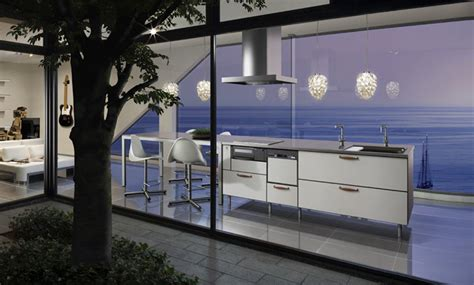view kitchen designs amazing kitchen with sea view olpos design