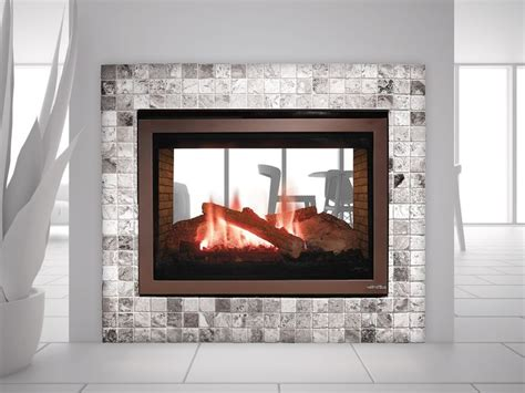 see through gas fireplace insert 25 best images about see through fireplaces on