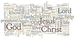 lds general conference oct 2012 wordle 1 lds media talk