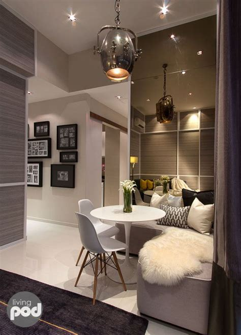 Apartment Design Interior Best 25 Small Apartment Interior Design Ideas On