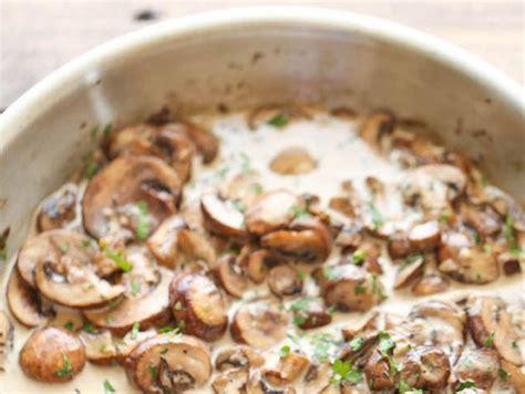 recetas de cocina con hongos receta de hongos con crema soyactitud