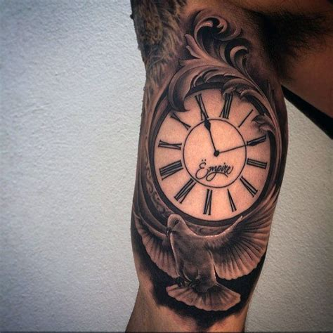 bicep tattoos for guys 100 inner bicep designs for manly ink ideas