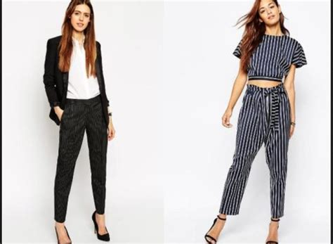 Celana Panjang Untuk Wanita model celana panjang kain wanita terbaru