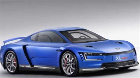 volkswagen xl1 sport new 2015 volkswagen xl1 sport youtube
