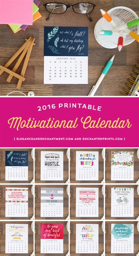 Inexpensive Monthly Calendars 2016 Printable Calendar Vote For Your Favorite