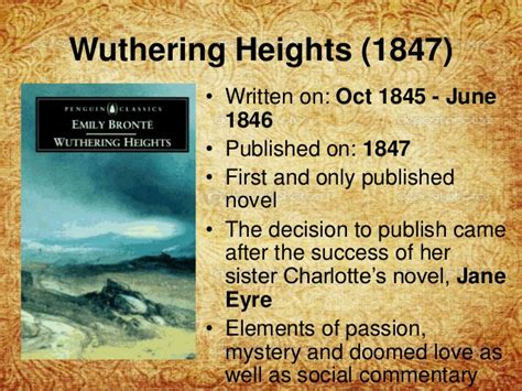 themes in jane eyre and wuthering heights victorian literature