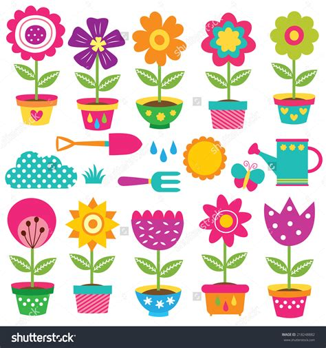 free printable flowers pictures clipground flower pots clipart clipground
