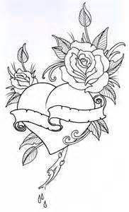 Drawing Outlines For Painting by Flower Outline Drawing Drawing Gallery