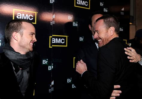 Breaking Bad Premieres Tonight 2 by Bryan Cranston And Aaron Paul Photos Photos Premiere Of