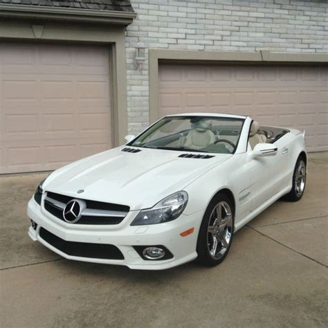 how cars run 2009 mercedes benz sl class seat position control sell used 2009 mercedes benz sl class in bertrand missouri united states for us 19 300 00